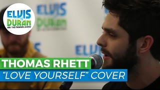 "Thomas Rhett - ""Love Yourself"" Justin Bieber Acoustic/Cover 