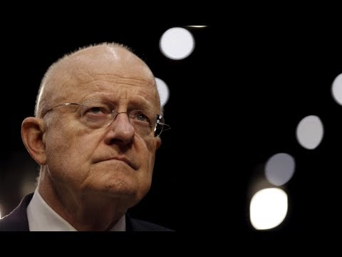 Russia 'turned' election for Trump, Clapper believes