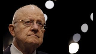 Russia 'turned' election for Trump, James Clapper, former director of national intelligence, believes.