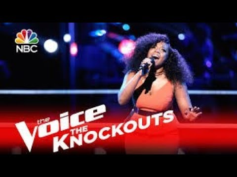 Tamar Davis - Lay Me Down (The Voice Knockouts 2016)