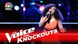 Tamar Davis - Lay Me Down (The Voice Knockouts 2016)