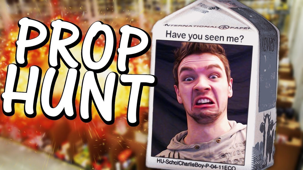 MARCO YOLO | Gmod: Prop Hunt (Funny Moments) - YouTube