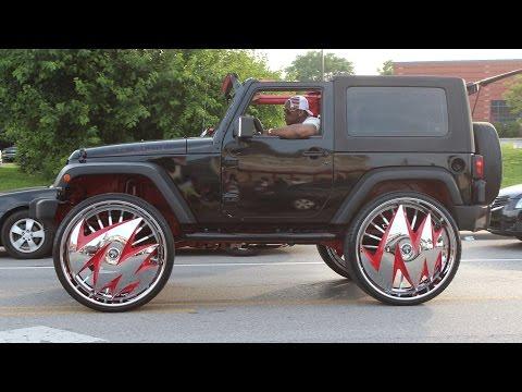 Veltboy314 - Jeep Wrangler on 32
