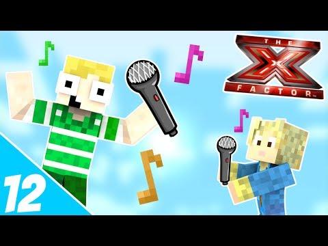 Dansk Minecraft - Mineland #12: MINECRAFT X-FACTOR!!