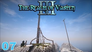 TREE PLANNING AND A SHIPYARD! - Realm of Vasten III: 007 [Vanilla Minecraft 1.13.2]