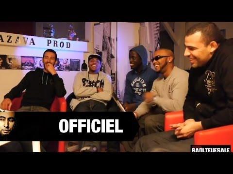 La Fouine - Interview Tournée C.D.C. 3 (La Fouine, Fababy, Kamelanc, Canardo, M.A.S, Sultan)