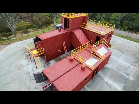 Hillsborough County, Florida | PSOC Fire Rescue Burn Building