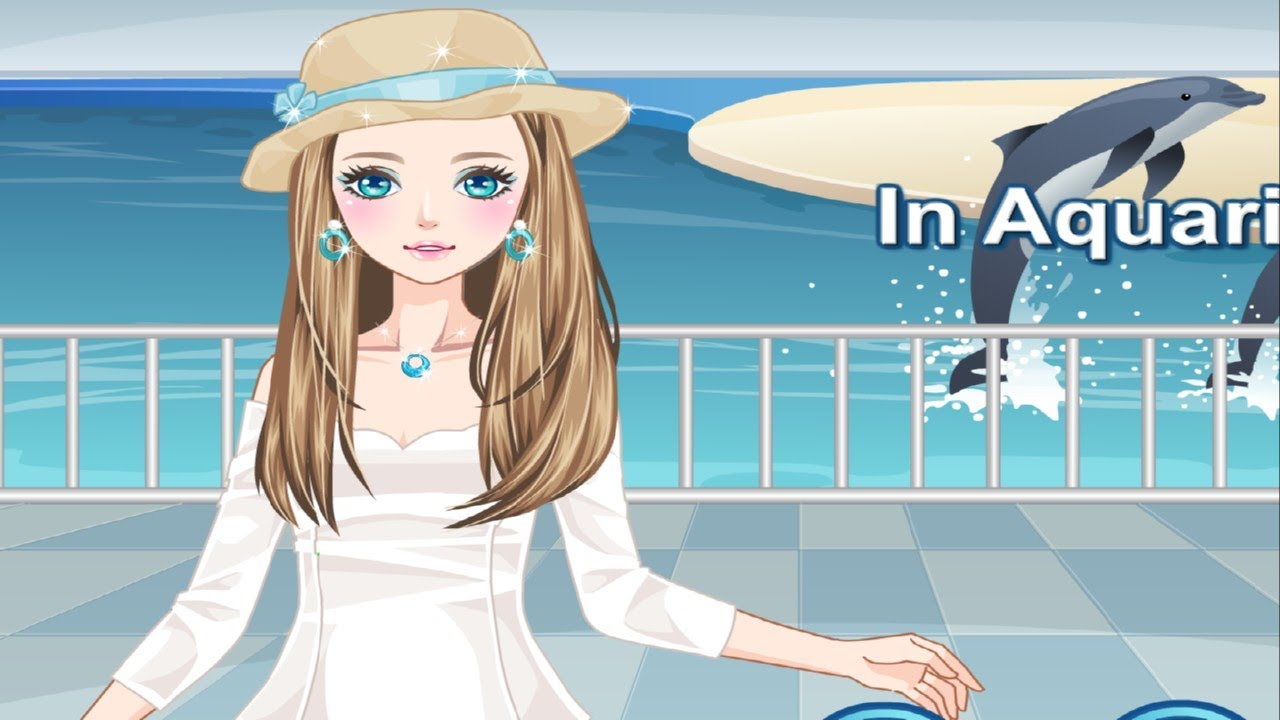 Didi Games Dress Up:In Aquarium Dress Up Games For Girls - YouTube