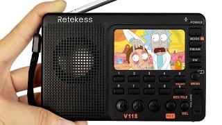 Радио aliexpress