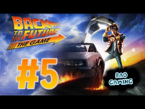 Back To The Future: Pals In Science - PART 5 - BAOGaming