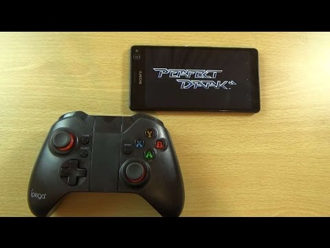 Sony Xperia C4 Gaming Review - Perfect Dark