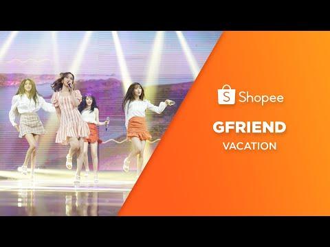 GFRIEND (여자친구) - Vacation (Buddy Indonesia Fanchant Eeeaaaa!) | Shopee 11.11 Big Sale TV Show