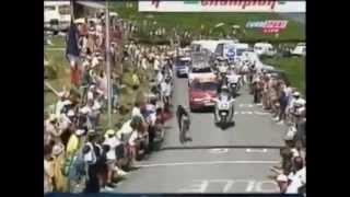 Tour ' 99, St. Gaudens - Piau Engaly: Fernando Escartin.