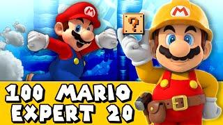 Super Mario Maker: Walljump Warrior (Expert #20)