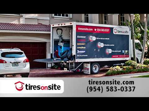 Tires On Site - Mobile Tire Company