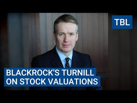 A $6 trillion investment chief says don't worry about stock valuations