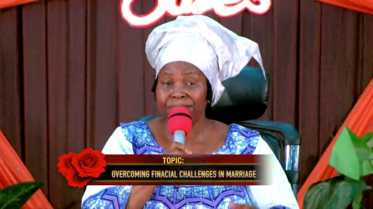 OVERCOMING MARITAL CHALLENGES 2: POPOOLA F.M.