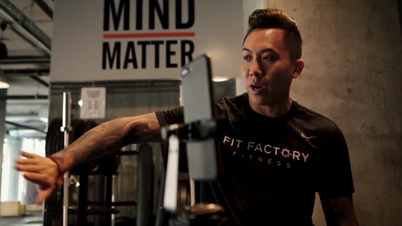 Small Businesses Making Great Facebook Ads: Fit Factory Fitness | Flixel