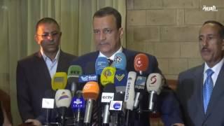 المبعوث الأممي يرفض لقاء المجلس الانقلابي