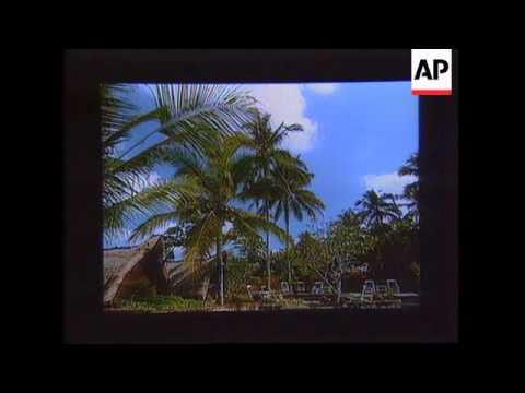 JAPAN : TOKYO: NEW PLASMA TELEVISION SCREEN