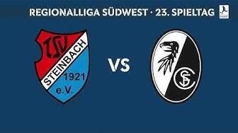 Regionalliga Südwest: Die Torshow zum 23.Spieltag