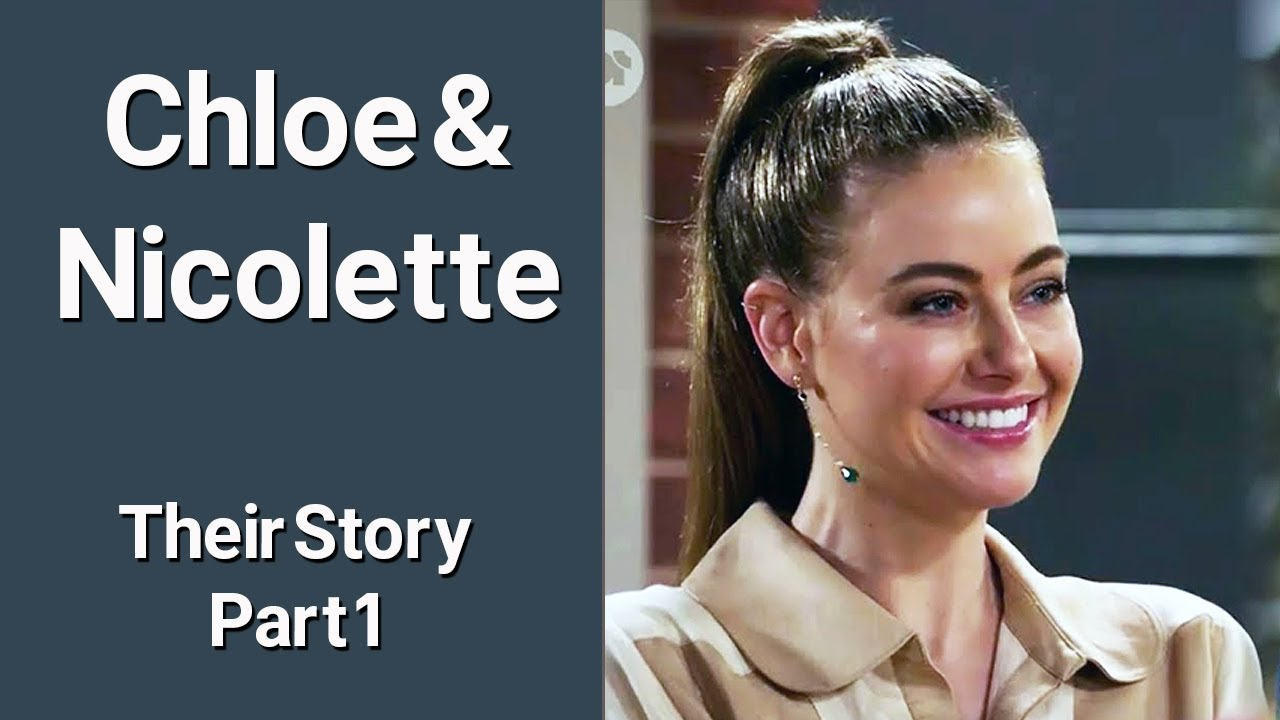 CHLOE & NICOLETTE - Call Me When You Want