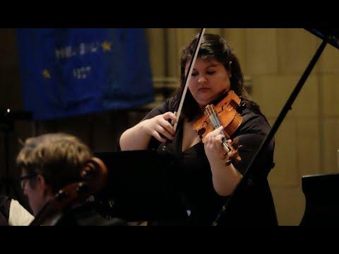 [NYCP] Martinu - Concertino for Piano and String Orchestra (Sheridan Piano Trio)