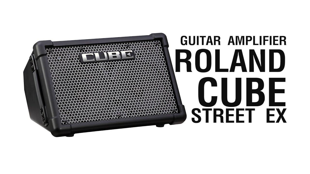 Roland Street Cube Ex : mag review roland cube street ex youtube ~ Russianpoet.info Haus und Dekorationen