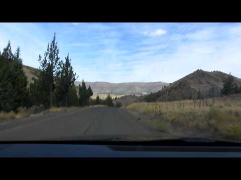 To Painted Hills