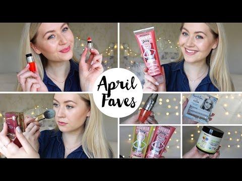 April Favourites   Meg Says