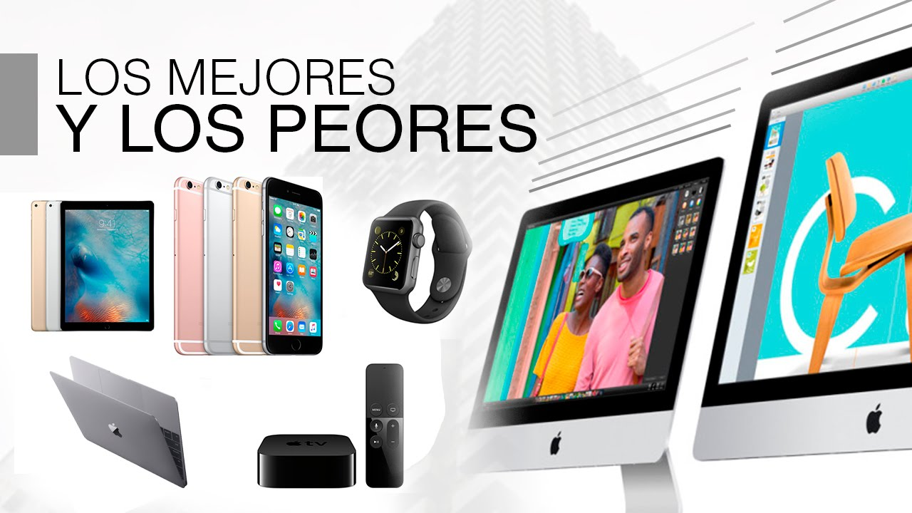 Los mejores y peores productos de apple en 2015 youtube - Todos los productos de ikea ...