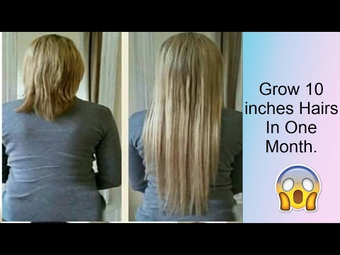How To Grow Up Hair Faster Naturally