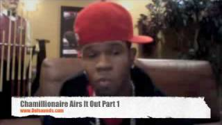 Chamillionaire Speaks On Venom Album, Says He