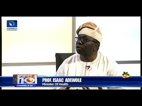 Examining FG's Performance In The Health Sector Pt.2 |News@10| 27/12/17