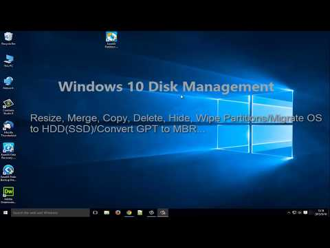 Free Partition Magic for Windows 10/8/7 64 Bit to Resize and