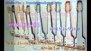 Đàn hạ uy di ( guitar hawaii ) - Cửa hàng nhạc cụ Nụ Hồng - 0918 469 400