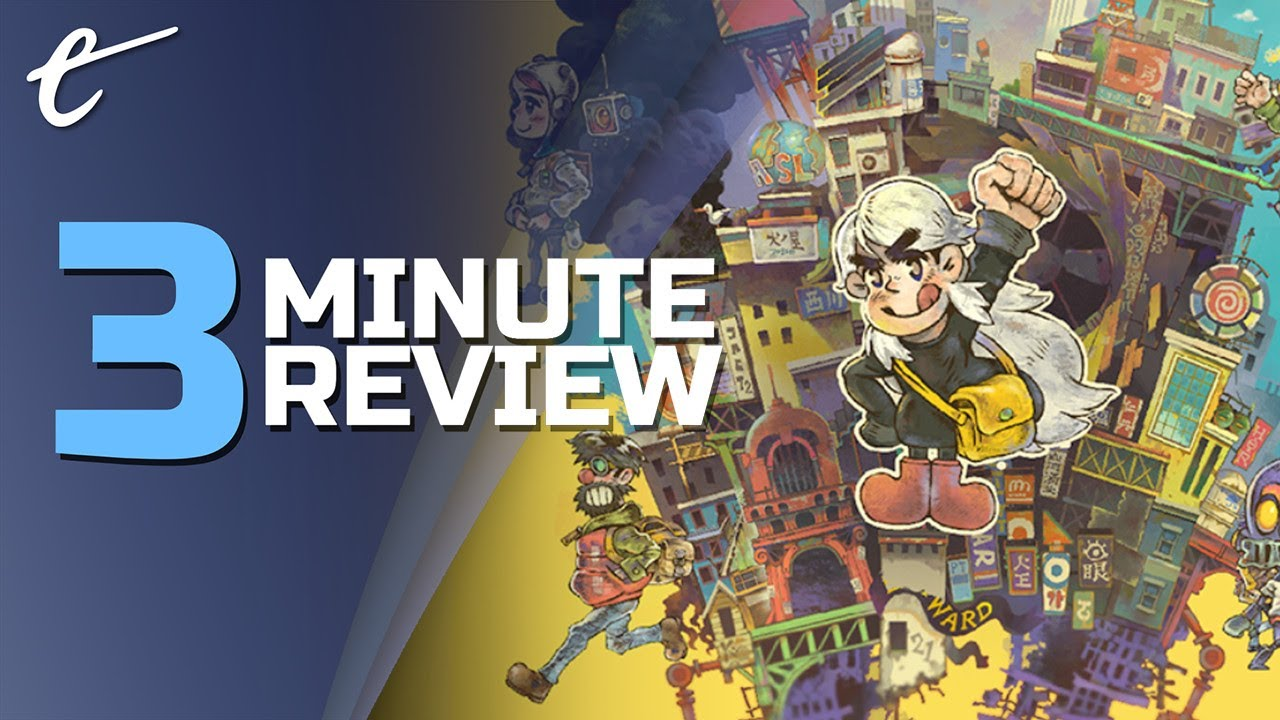 Eastward   Review in 3 Minutes (Video Game Video Review)