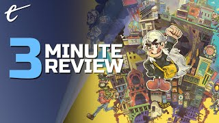 Eastward | Review in 3 Minutes (Video Game Video Review)