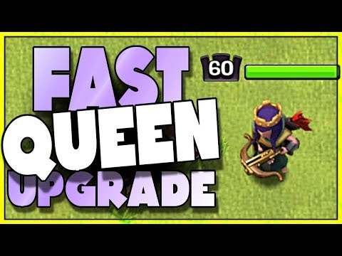 Speed Up Your Archer Queen | MAX LEVEL FAST | Clash of Clans