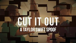 """Cut It Out"" (Drexel Med School ""Shake It Off"" Parody Video)"
