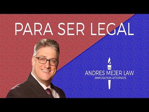 Para Ser Legal: Los combios sobre DACA 01-28-19 | Radio Long
