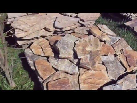 Натуральный камень. Природный декоративный материал.