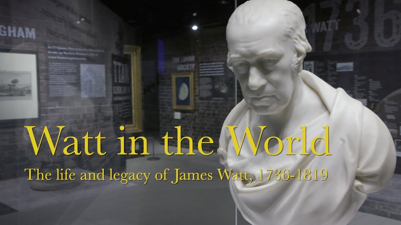 Watt in the World exhibition opens in city library