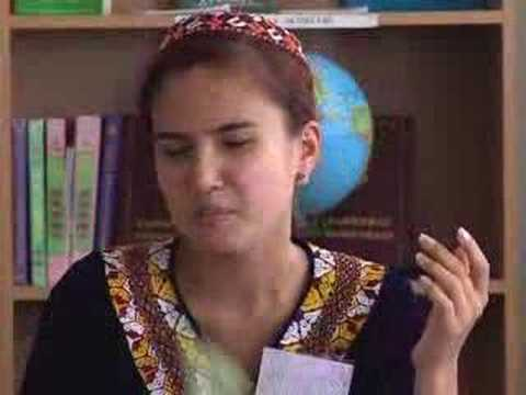 UNICEF: Creating child-friendly learning in Turkmenistan