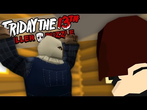 RETOUR A CRYSTAL LAKE   Friday the 13th killer puzzle #9