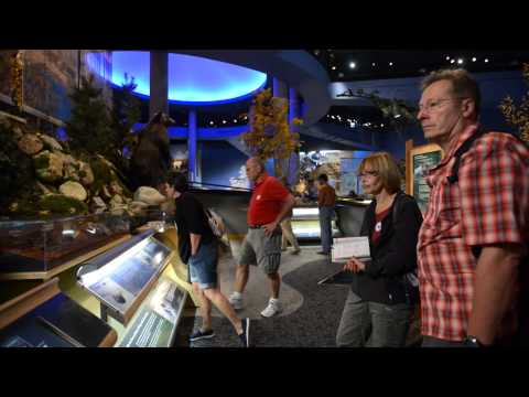 Video tour of the Buffalo Bill Center of the West