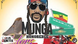 Munga Honorable - Colors - December 2017