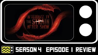 The Strain Season 4 Episode 1 Review w/ Cas Anvar | AfterBuzz TV