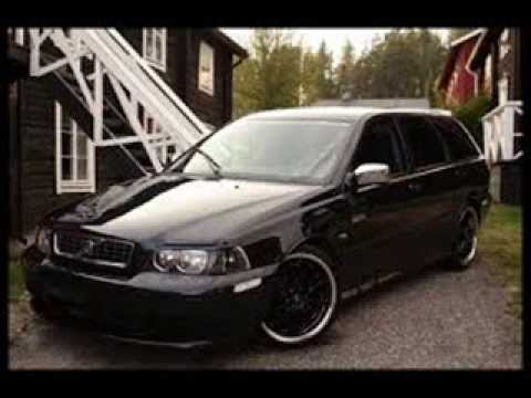 Volvo v40 & 440 tuning - YouTube