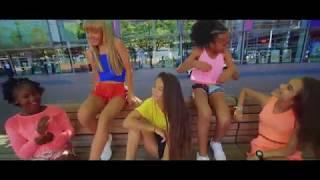 MAJOR LAZER &amp DJ MAPHORISA - PARTICULA (REMIX) HRN Summer Dance Video